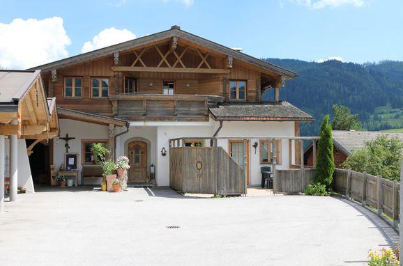 Ferienhaus am Sonnblick, Sommer