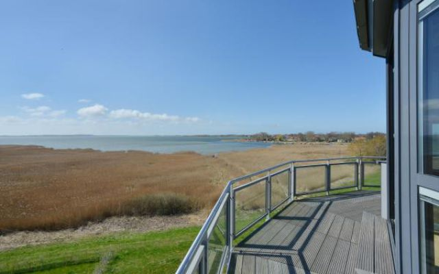 Rundum-Balkon mit Panorama