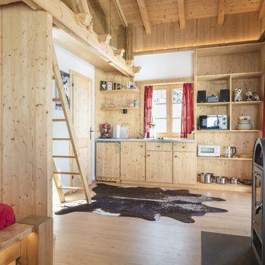 Kitchen, Chalet Friedenalm, Pill, Tirol, Tyrol, Austria