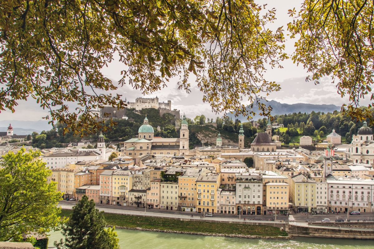 DISCOVER SALZBURG CITY & THE SALZBURGER LAND