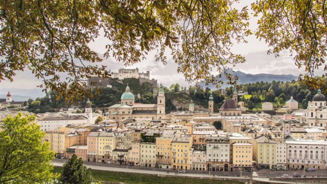 Salzburg Stadt & Land entdecken