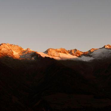 panorama, Schauinstal Hütte 1 in Luttach , Südtirol, Alto Adige, Italy