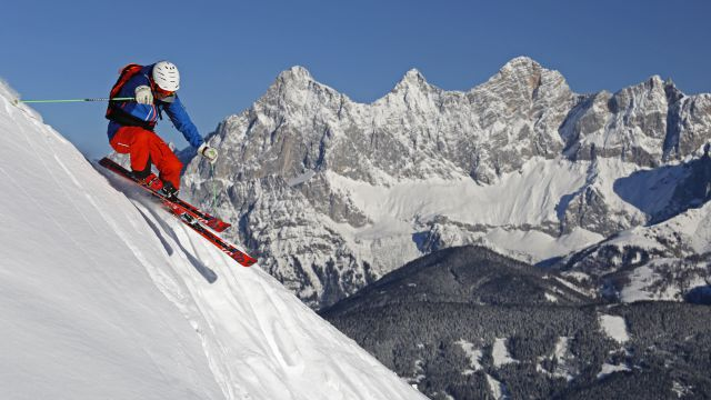 Skispaß Woche