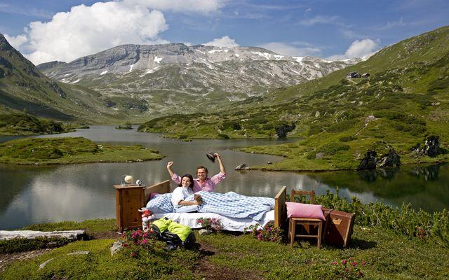 Biohotel Bergkristall: Frische Bergluft schnuppern
