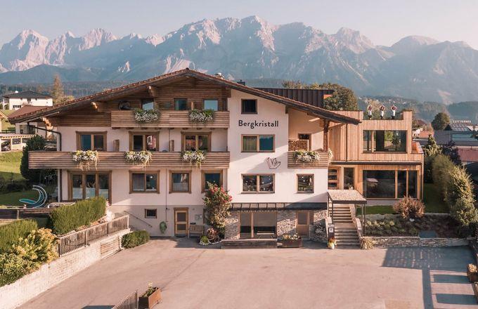 3 Sterne Bio- & Yogahotel Bergkristall - Schladming, Steiermark, Österreich