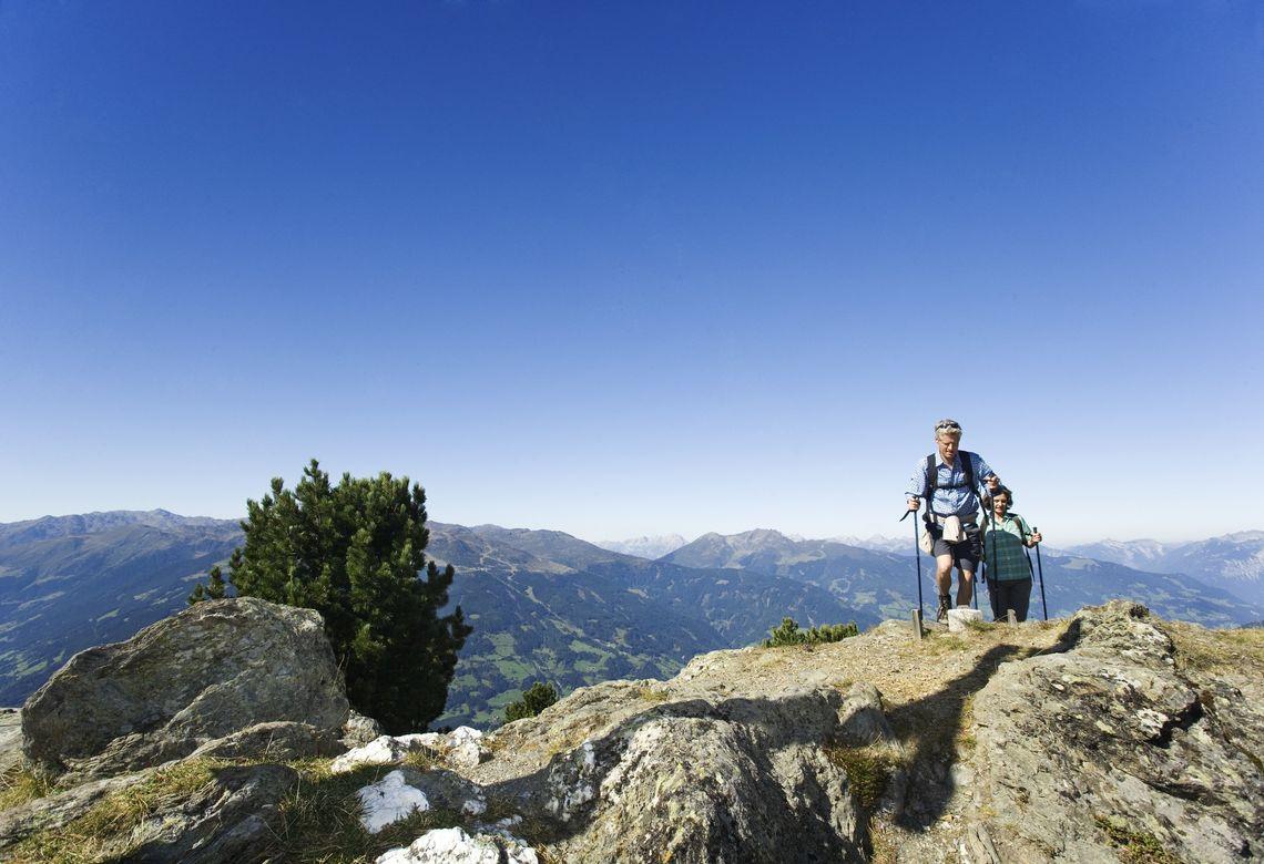 Wöscher's Gipfelstürmer-Tage