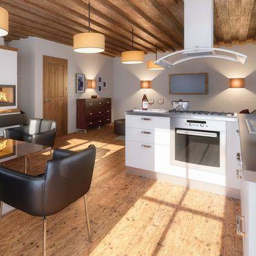 Almdorf Auszeit Fageralm Premium, Symbolfoto Küche