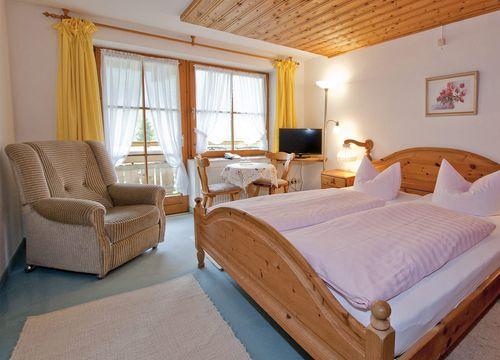Biohotel Schratt Zimmer Doppelzimmer Imberg (1/2) - Berghüs Schratt