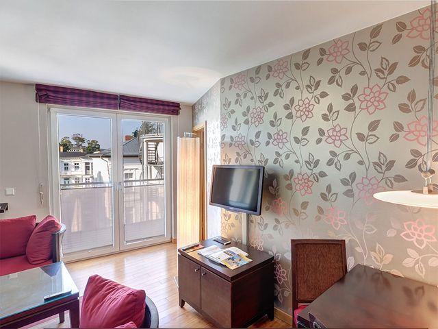 2-Zimmer-Appartement Inselseite Typ 1