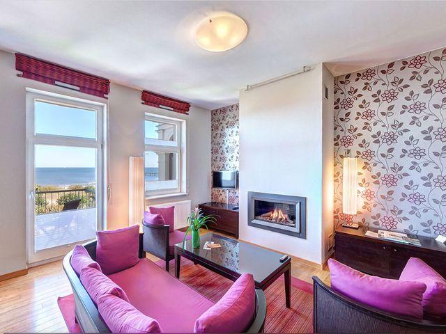 3-Zimmer-Appartement Seeseite Typ 4