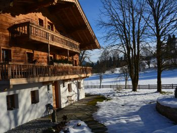 Bauernhaus Unterleming - Tirol - Österreich