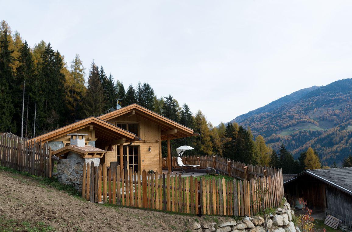 Bergchalet Wolfskofel , Aussen