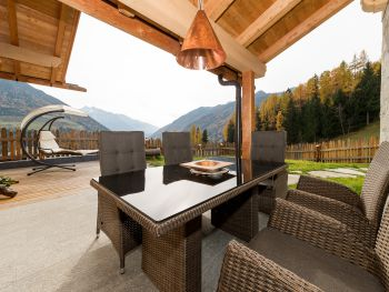Bergchalet Wolfskofel  - Trentino-Südtirol - Italien