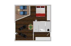 Suite Panorama Meranblick (2/3) - Bio- und Wellnesshotel Pazeider