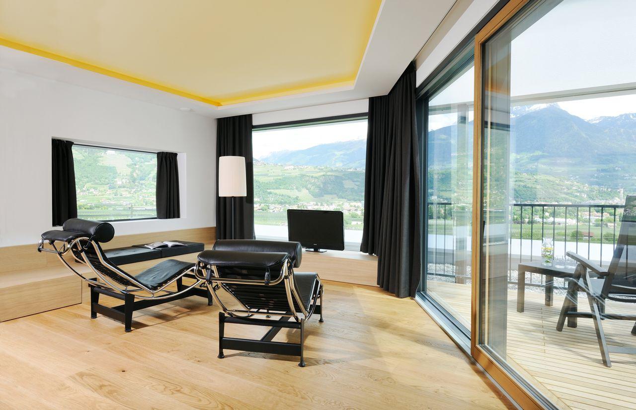 Biohotel Pazeider: Suite Panorama