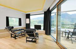 Biohotel Pazeider: Suite Panorama - Bio- und Wellnesshotel Pazeider, Marling bei Meran, Trentino-Südtirol, Italien