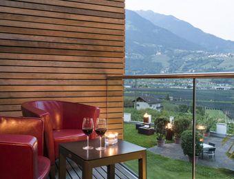 Biohotel Pazeider Südtirol Hotel Urlaub in Italien