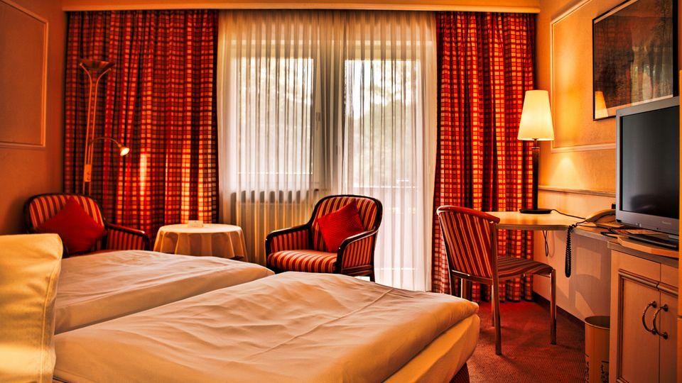 Komfort Doppelzimmer Schwarzwald