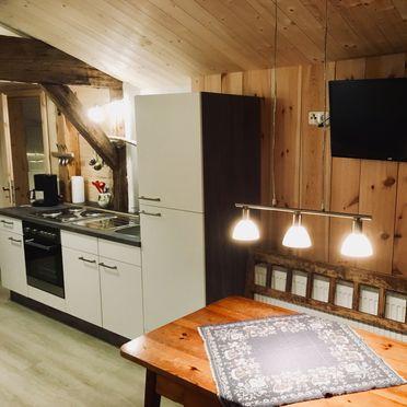 Chalet Mühlegg, Wohnküche