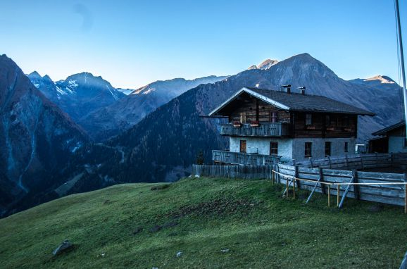 Hoanza Almhütte, Almhütte Hoanza in Matrei , Tirol, Tirol, Österreich