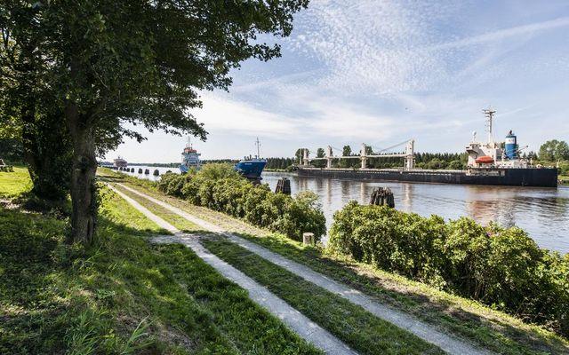 BIO HOTEL Fauna: Nord-Ostsee-Kanal