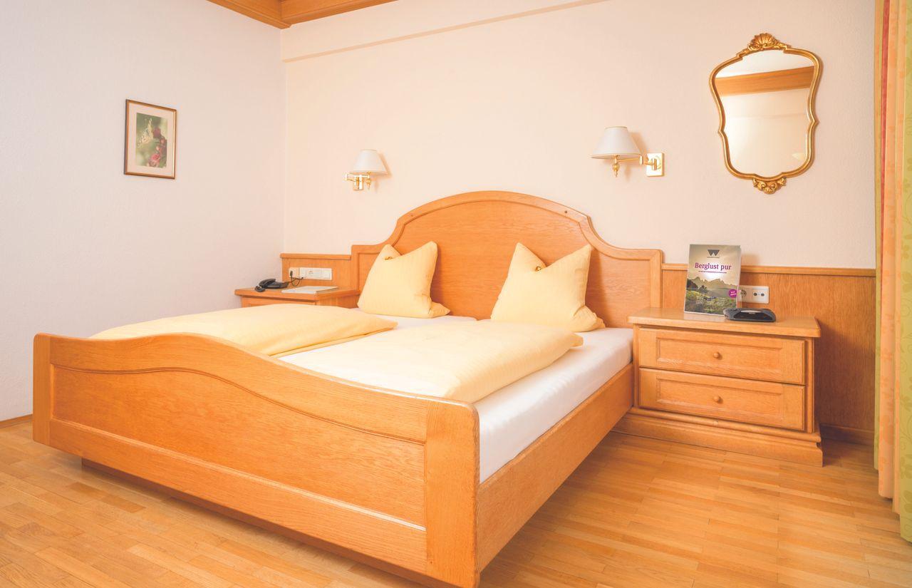 Hotel Matschner Doppelzimmer Typ Ramsau
