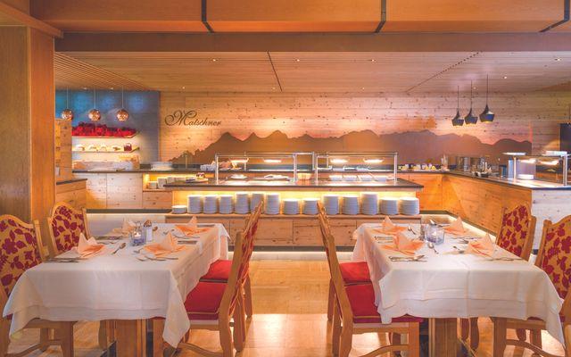 Restaurant Ramsau Matschnerstube