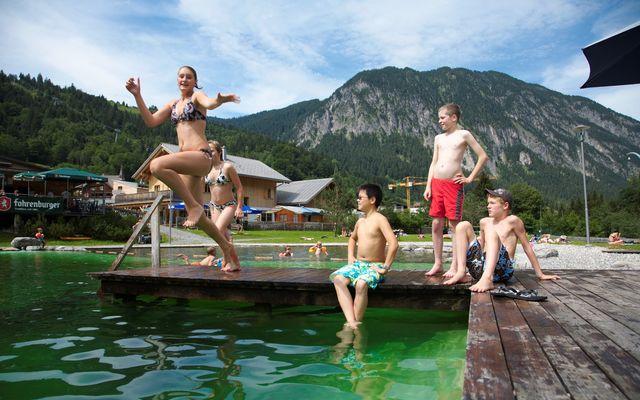 Das Familienhotel in Vorarlberg