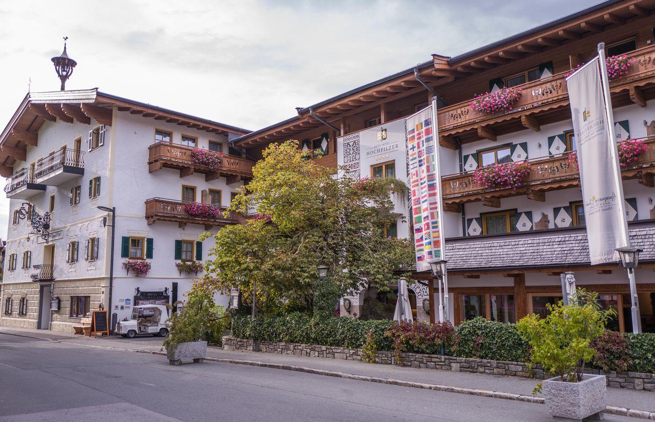 Hotel Hochfilzer Bildergalerie