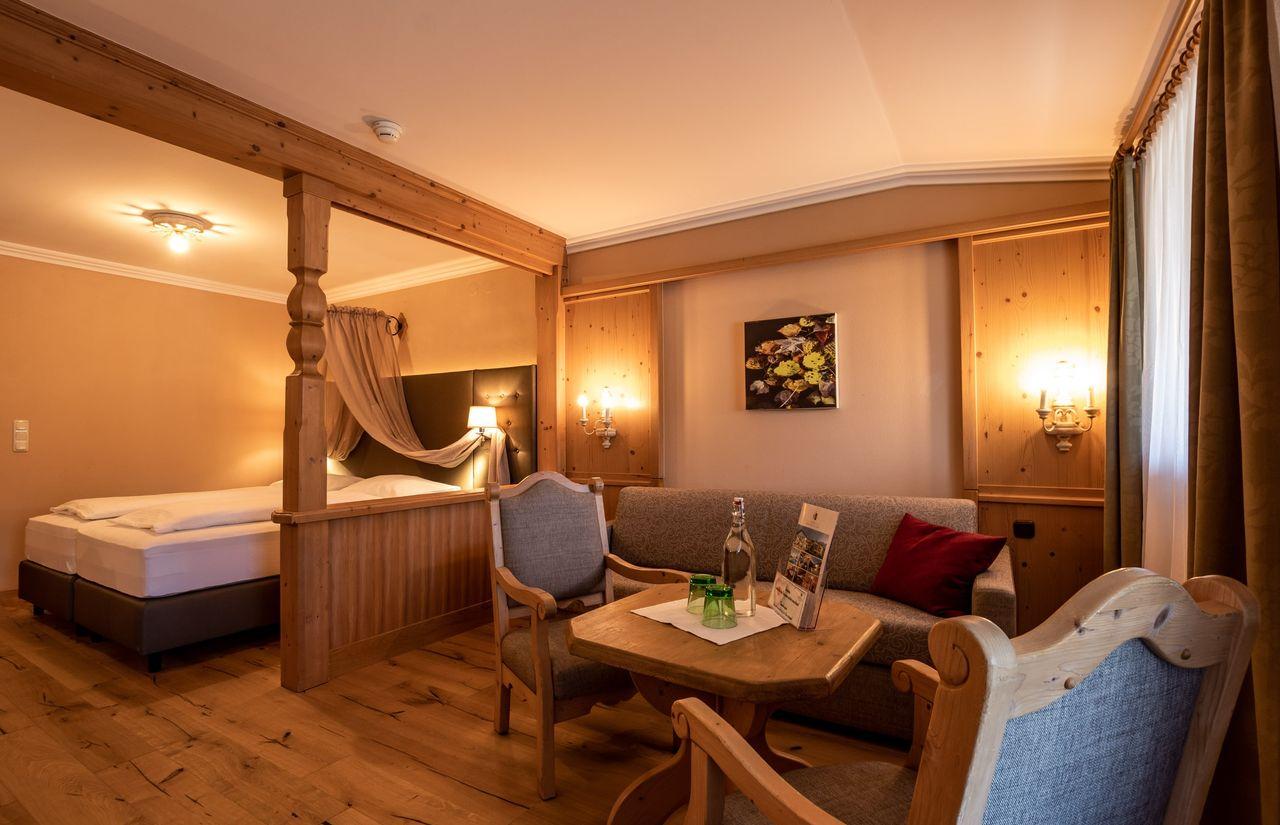 Hotel Hochfilzer in Ellmau am Wilden Kaiser_Beispielbild Doppelzimmer Deluxe