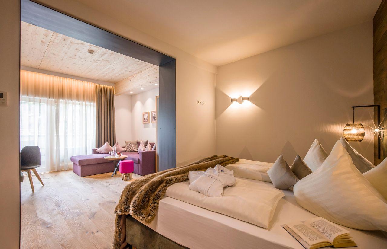 Hotel Seetal Kaltenbach Zimmer Sonnblick