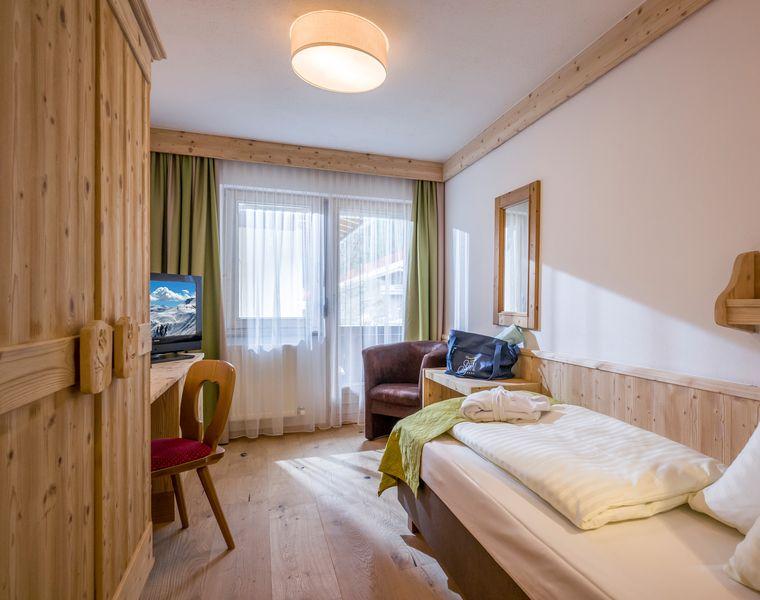 Doppel- & Einzelzimmer: Einzelzimmer Gerlosstein
