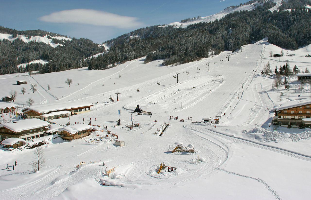 Skigebiet Pillersee