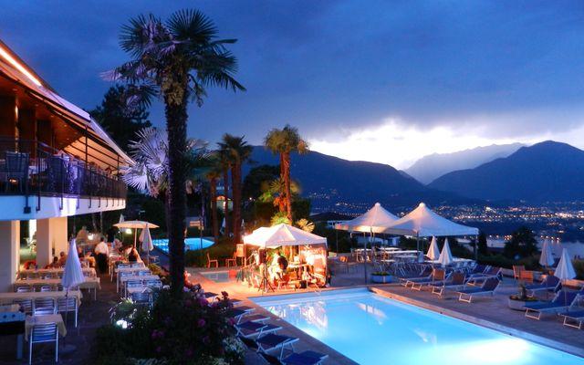 Pool am Lago Maggiore