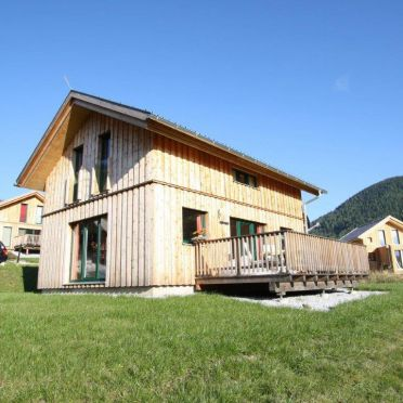 summer, Chalet Spatzennest, Hohentauern, Steiermark, Styria , Austria