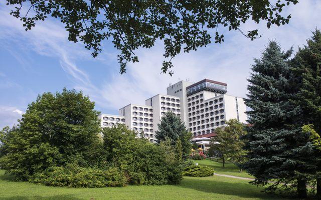 AHORN Berghotel Friedrichroda Außenansicht