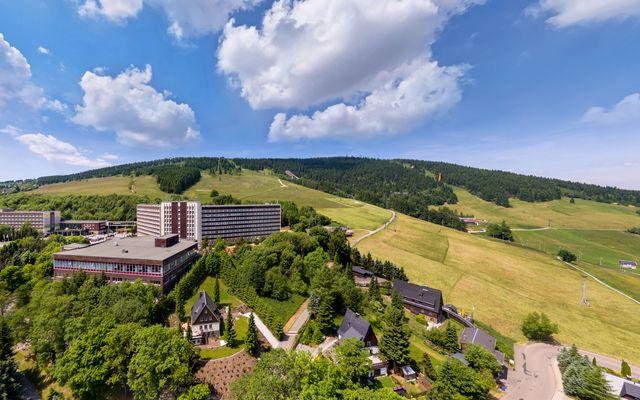 AHORN Hotel Am Fichtelberg_Aussenansicht Sommer