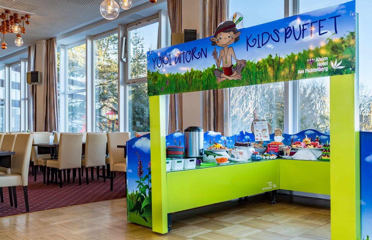 Kids Buffet - AHORN Hotel Am Fichtelberg