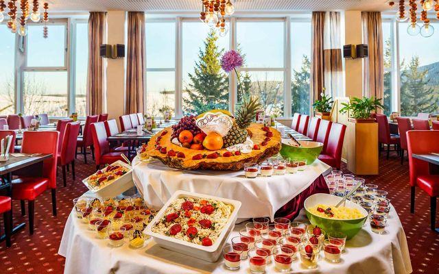 Obstteller für Kinder - AHORN Hotel Am Fichtelberg