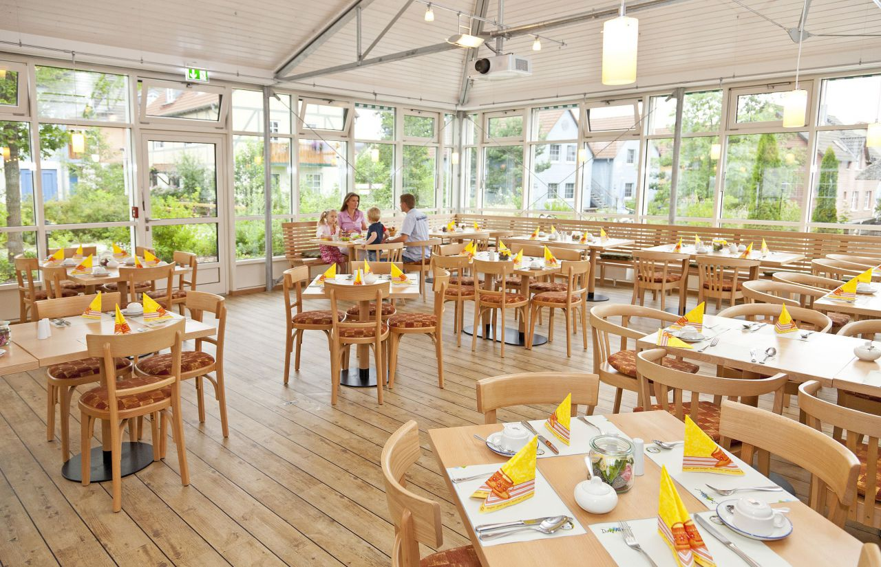 Buffetrestaurant Wintergarten