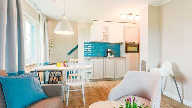 Maisonette Apartment Typ 4