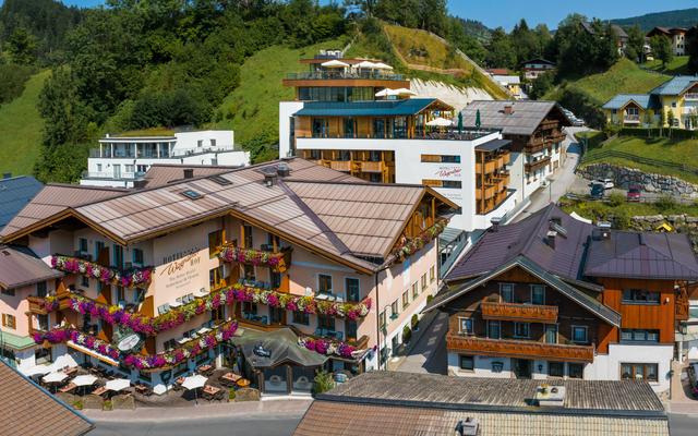 Wagrainerhof im Sommer 2017