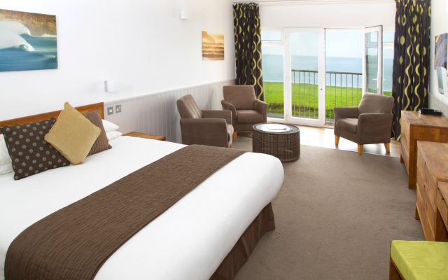 Familienhotel in Cornwall Porth
