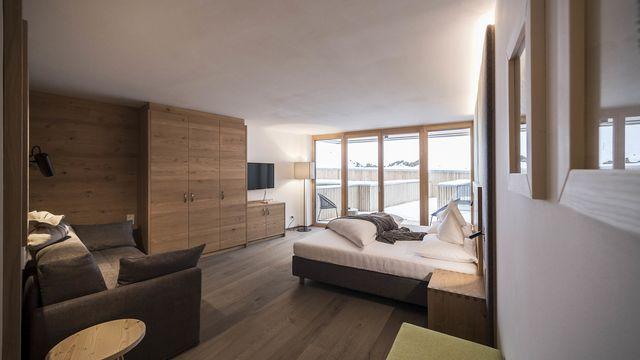 Doppelzimmer Dolomit