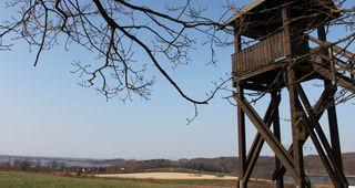 Aussichtsturm Sieben-Seen-Blick