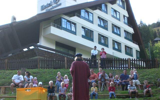 Familienurlaub im Hotel Nockalm Kärnten