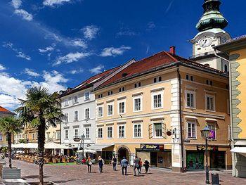 Moderne Innenstadtwohnung Klagenfurt - Carinthia  - Austria