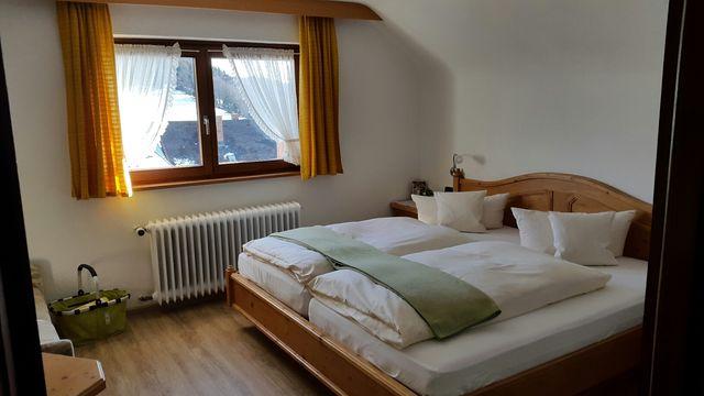 Doppelzimmer Buche Typ 4  | ab 15 qm - 1 Raum