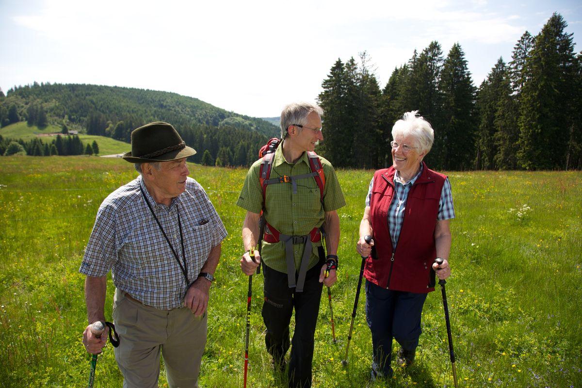 Mehr-Generationen-Urlaub