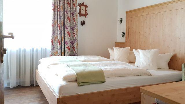 Doppelzimmer Buche Typ 3 | 18 qm - 1 Raum